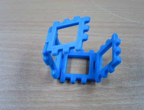 Delta 3D-Drucker
