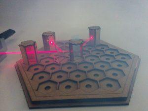 Laserlabyrinth