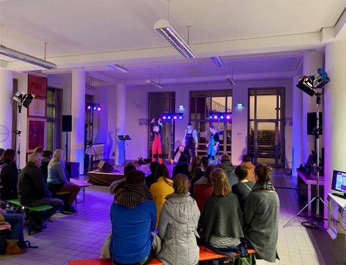 """Das FabLab bei """"Campus trifft Kultur"""" am KIT"""