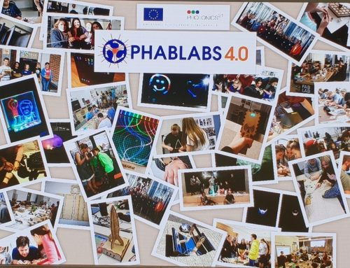 EU-Projekt Phablabs 4.0 erfolgreich abgeschlossen